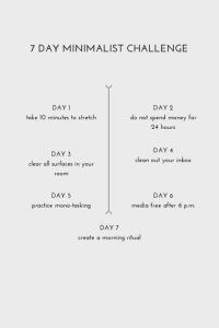 7-day-minimalist-challenge